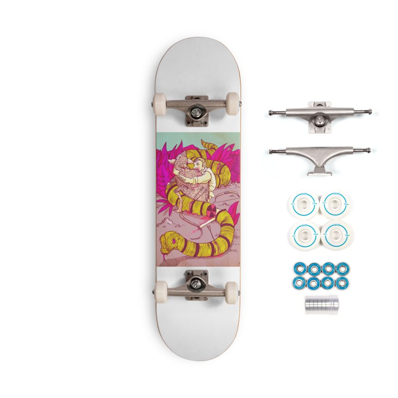Survival Accessories Complete - Basic Skateboard by leegrace.com