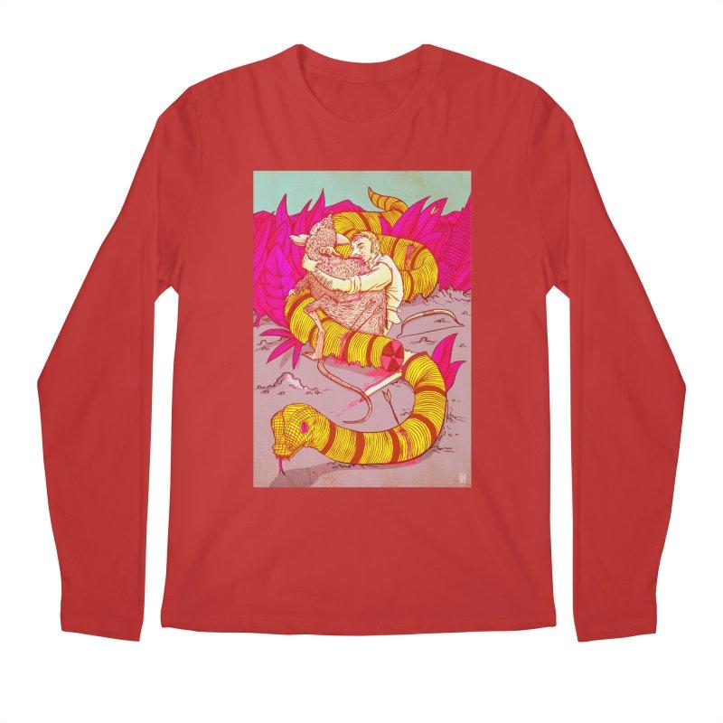 Survival Men's Regular Longsleeve T-Shirt by leegrace.com