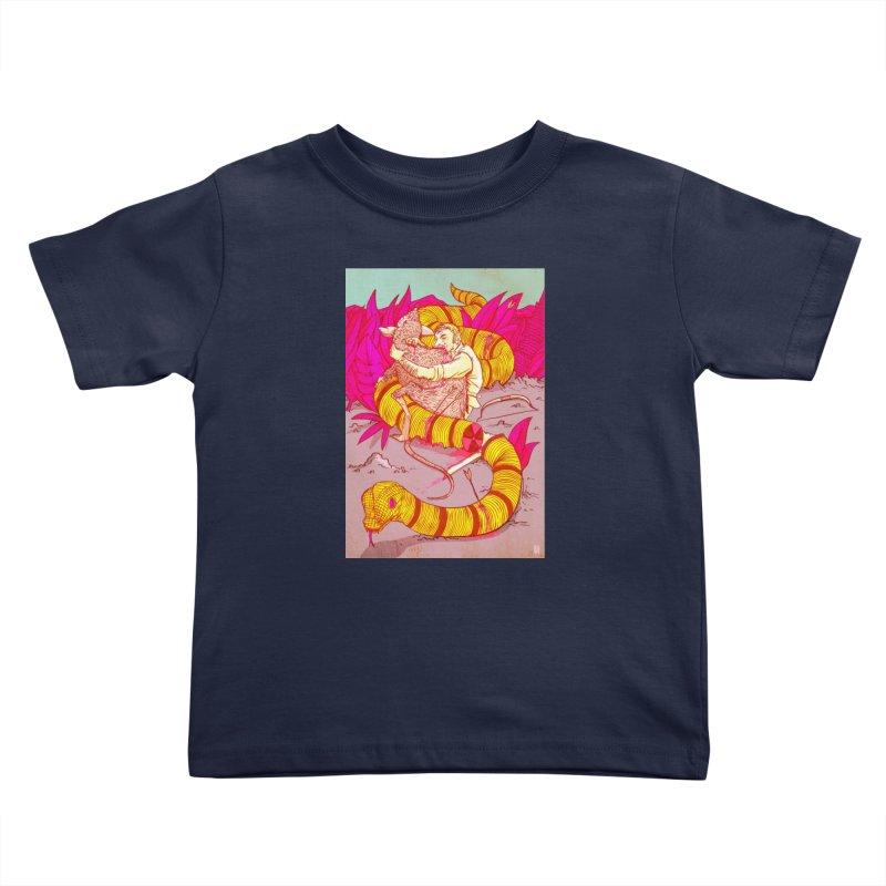 Survival Kids Toddler T-Shirt by leegrace.com