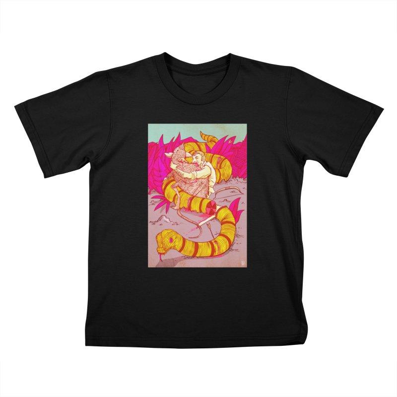 Survival Kids T-Shirt by leegrace.com