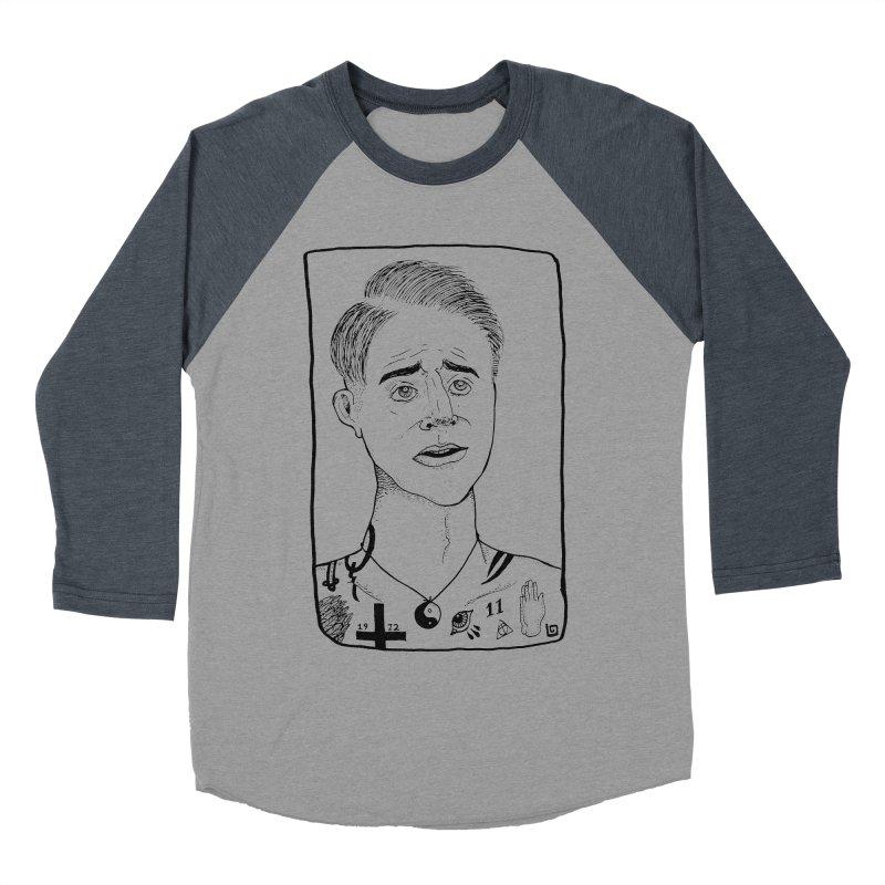 Tranquil Women's Baseball Triblend Longsleeve T-Shirt by leegrace.com