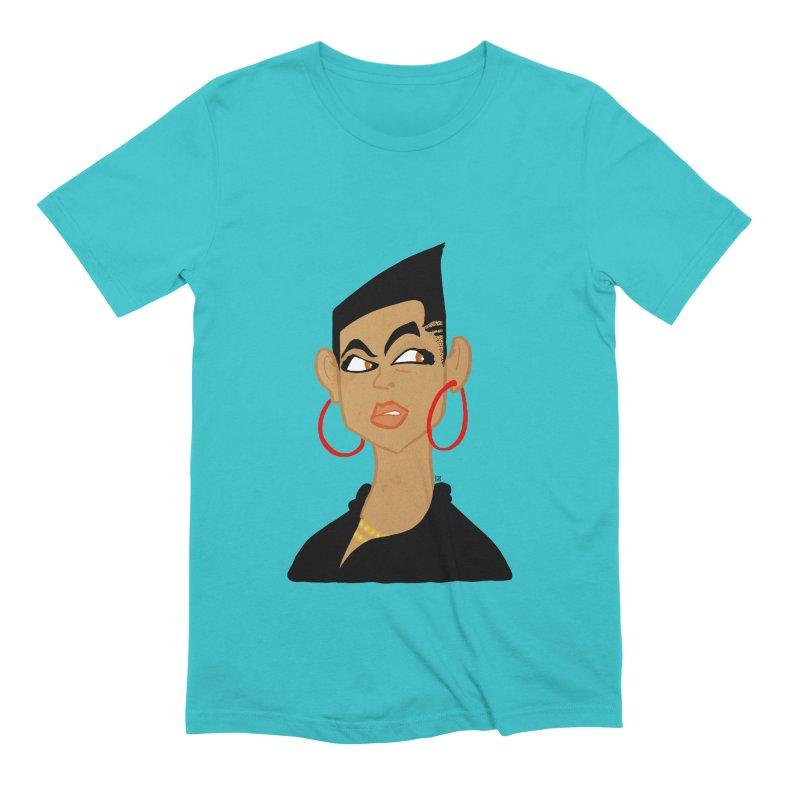 Angular Men's Extra Soft T-Shirt by leegrace.com