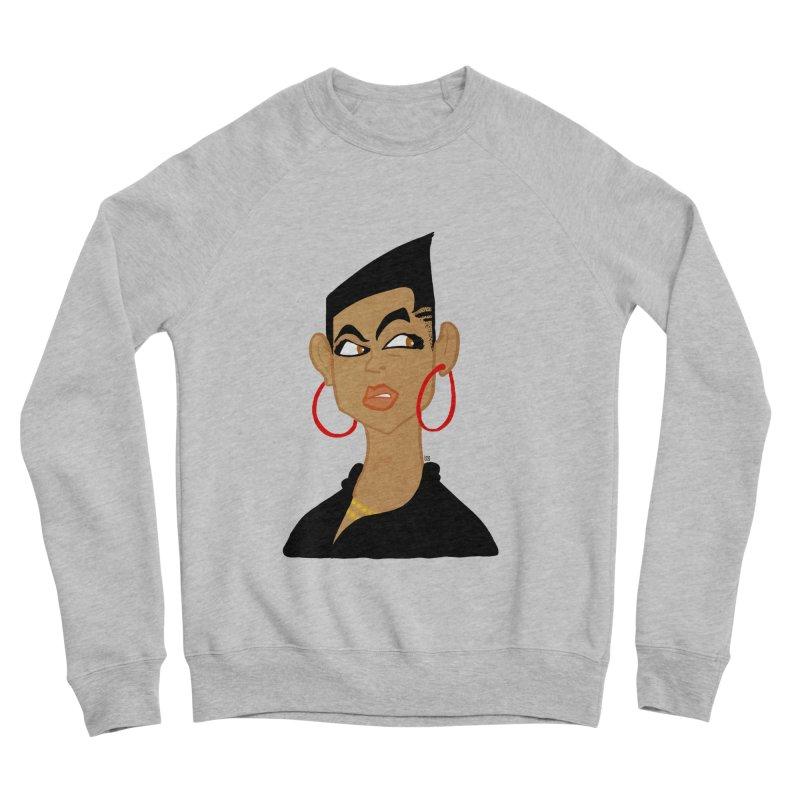 Angular Men's Sponge Fleece Sweatshirt by leegrace.com