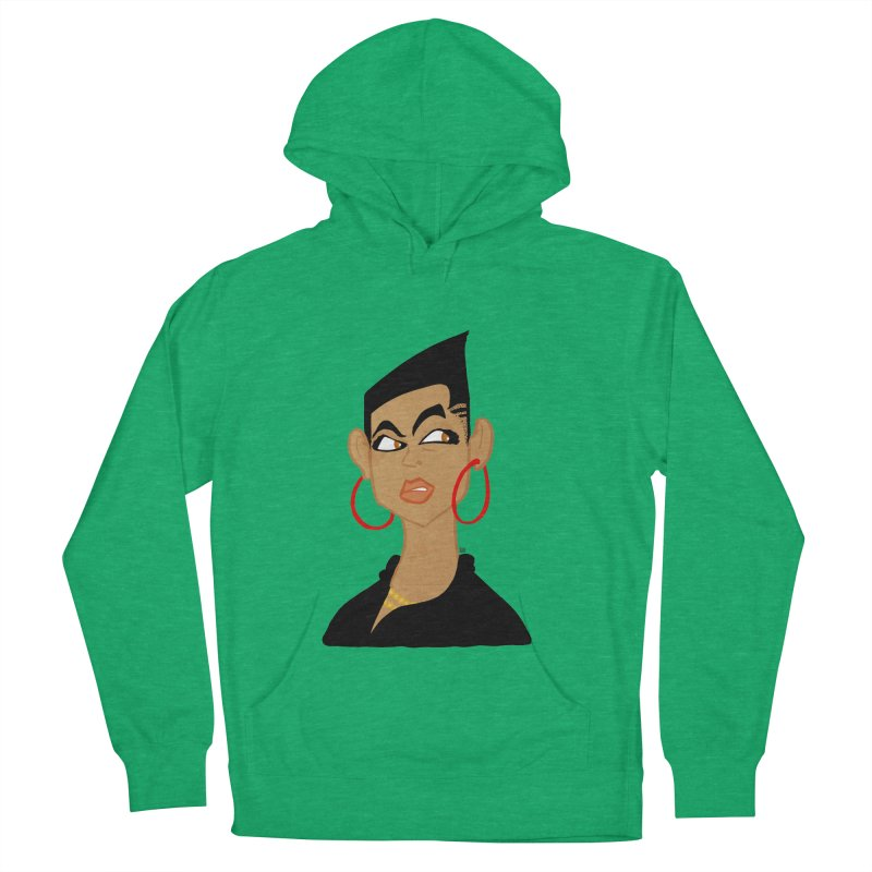 Angular Men's French Terry Pullover Hoody by leegrace.com