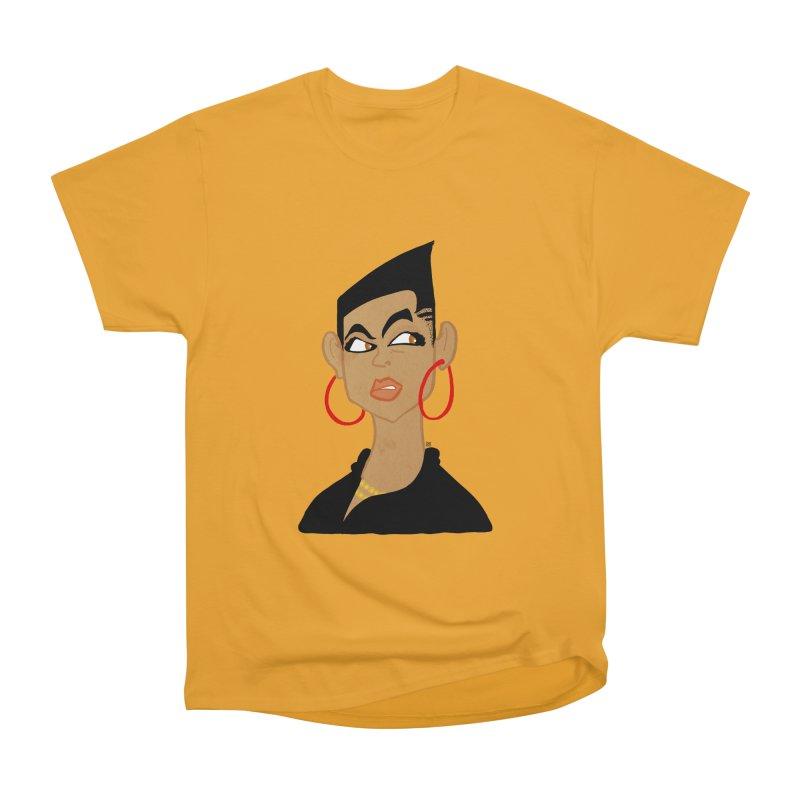 Angular Women's Heavyweight Unisex T-Shirt by leegrace.com