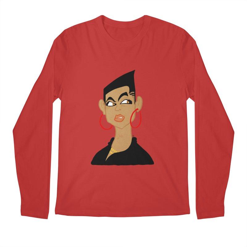 Angular Men's Regular Longsleeve T-Shirt by leegrace.com