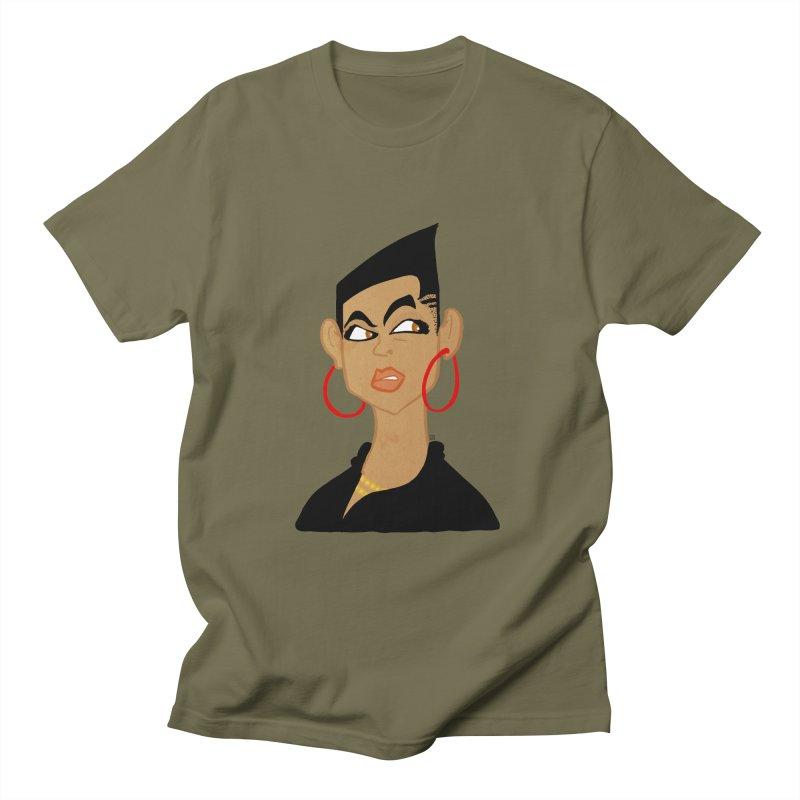 Angular Women's Regular Unisex T-Shirt by leegrace.com