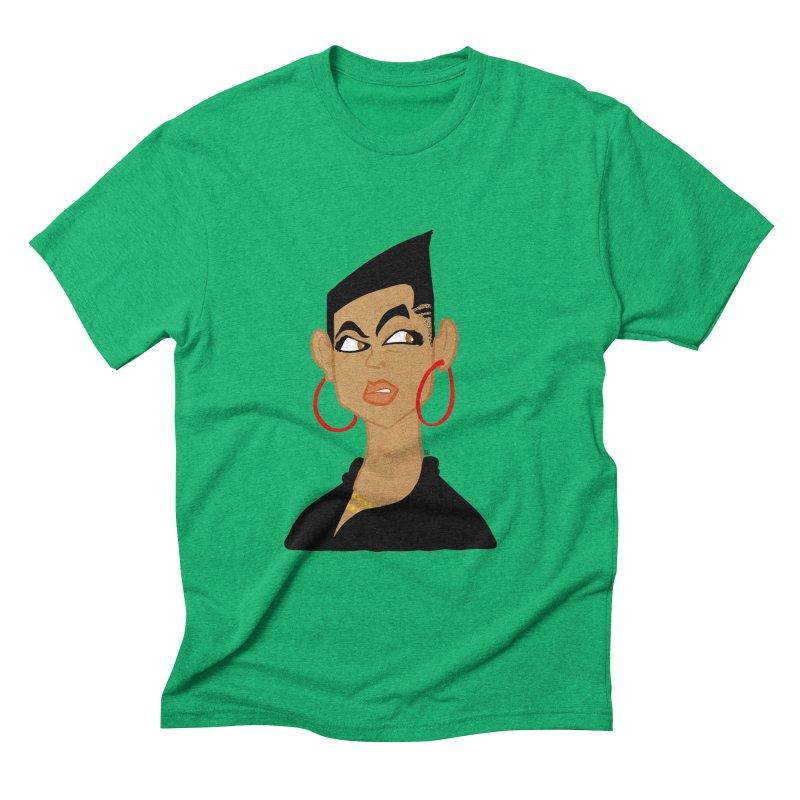 Angular Men's Triblend T-Shirt by leegrace.com