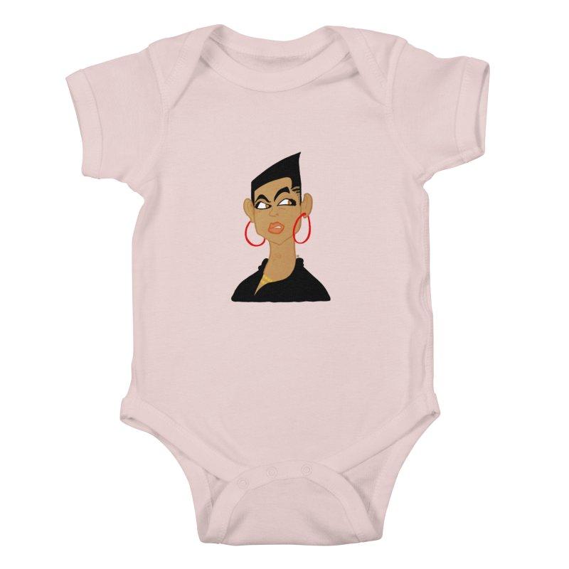 Angular Kids Baby Bodysuit by leegrace.com