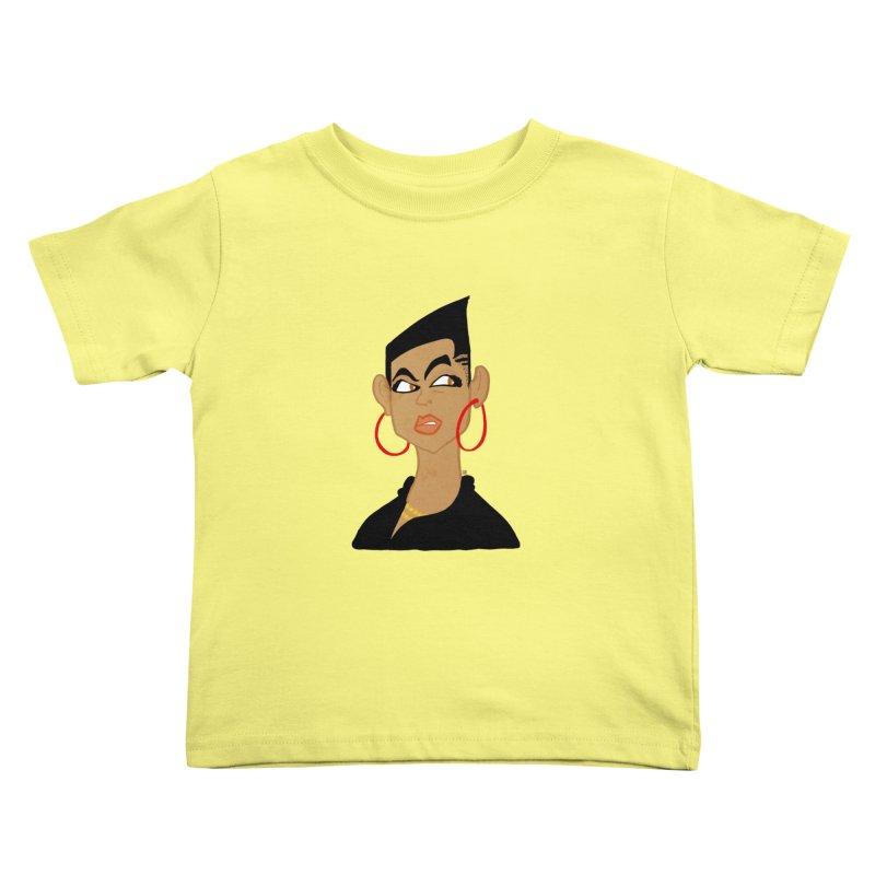 Angular Kids Toddler T-Shirt by leegrace.com
