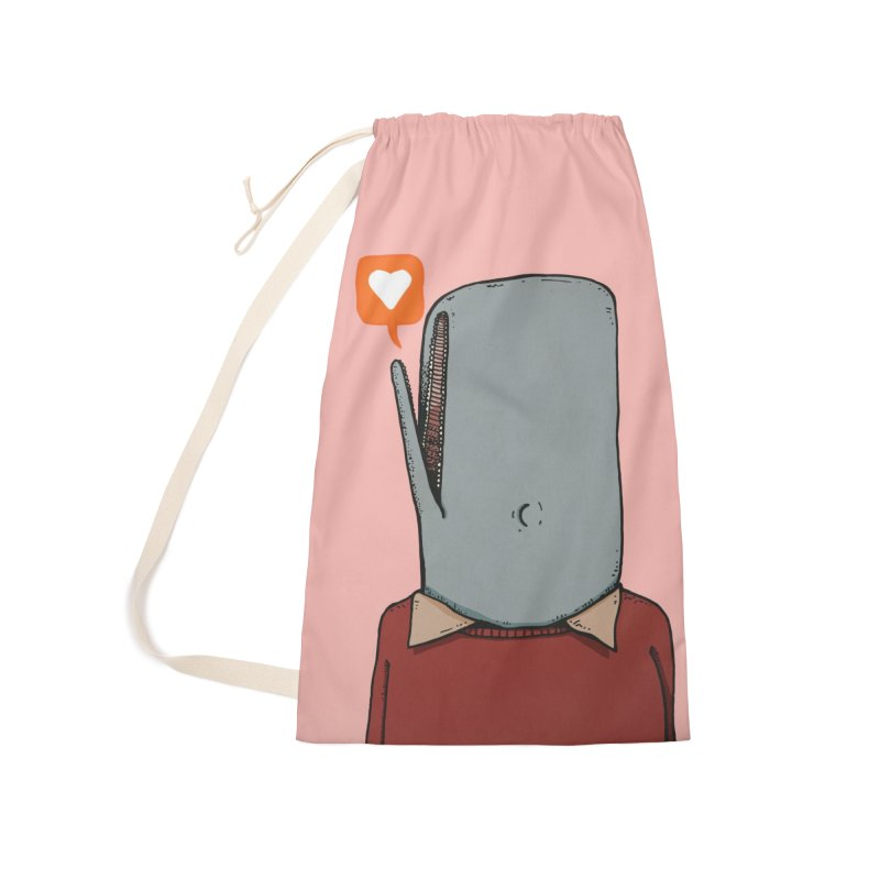 The Love Whale Accessories Bag by leegrace.com