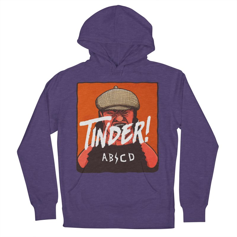 Tinder by ABCD! Women's French Terry Pullover Hoody by leegrace.com