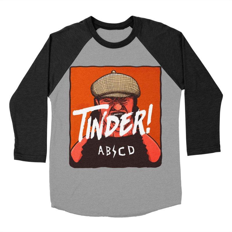 Tinder by ABCD! Women's Baseball Triblend Longsleeve T-Shirt by leegrace.com