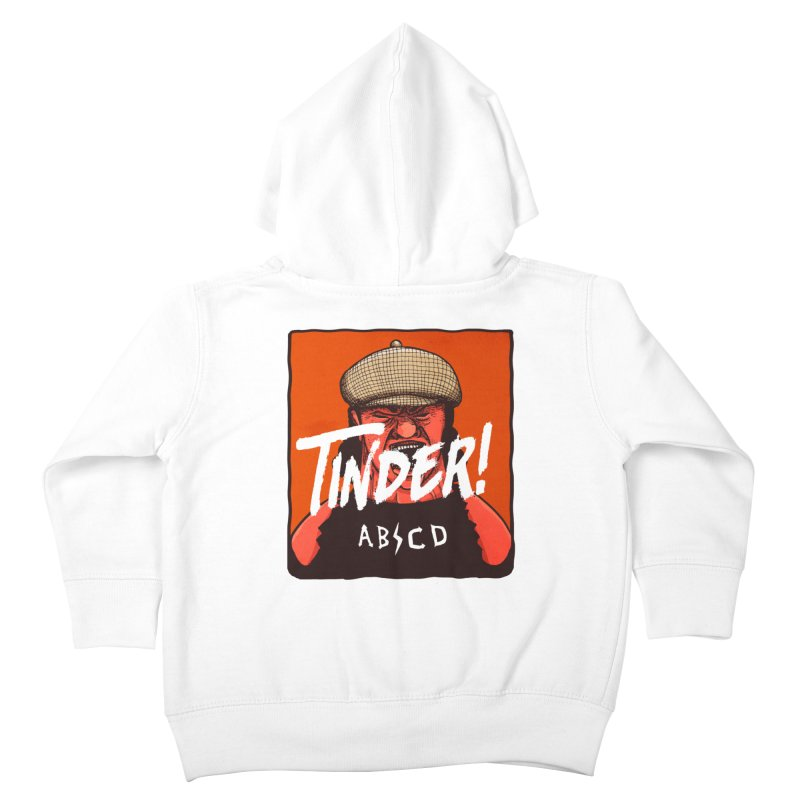 Tinder by ABCD! Kids Toddler Zip-Up Hoody by leegrace.com