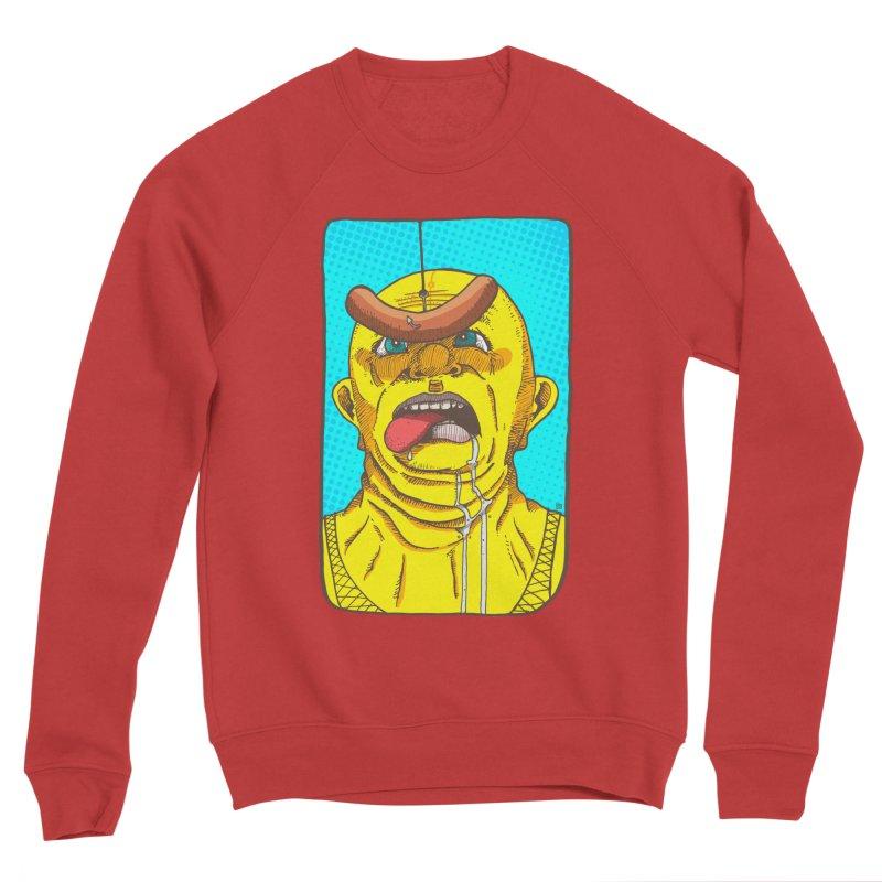 Drooling Women's Sponge Fleece Sweatshirt by leegrace.com