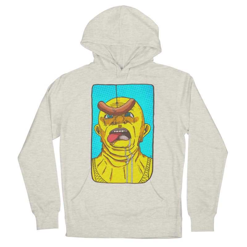 Drooling Men's Pullover Hoody by leegrace.com