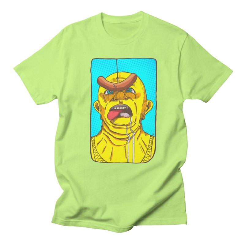 Drooling Women's Regular Unisex T-Shirt by leegrace.com