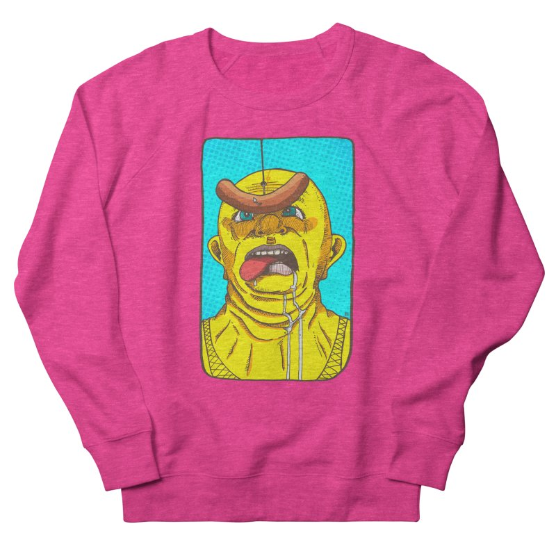 Drooling Women's French Terry Sweatshirt by leegrace.com
