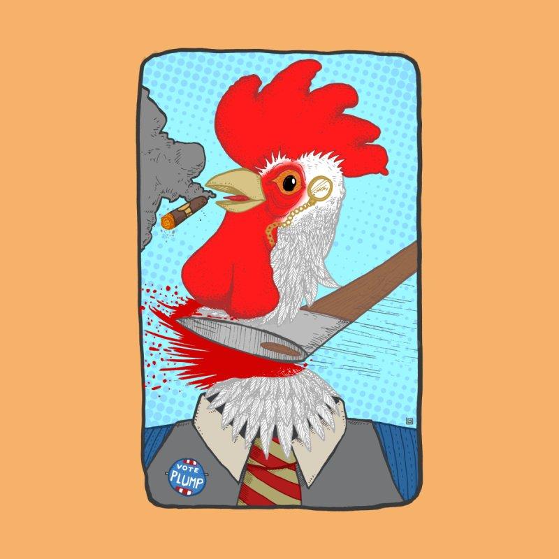 Chicken Men's T-Shirt by leegrace.com