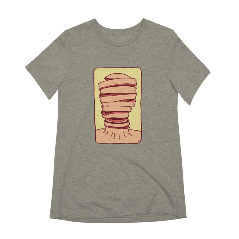 Slice Women's Extra Soft T-Shirt by leegrace.com