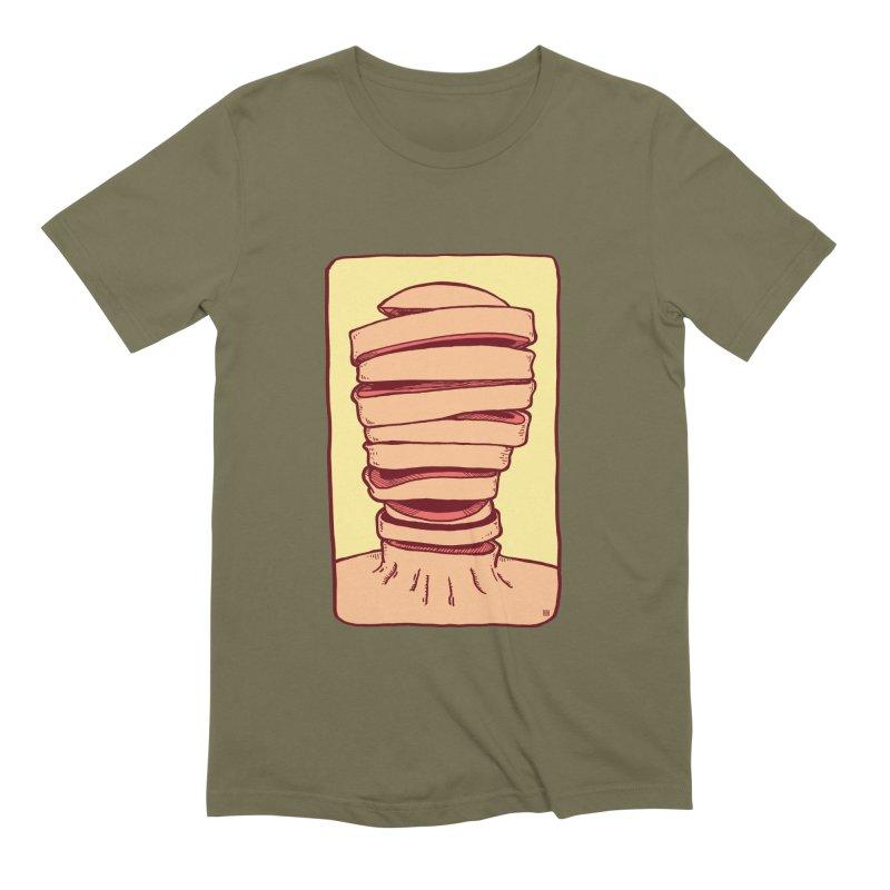 Slice Men's T-Shirt by leegrace.com