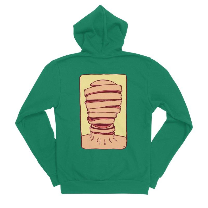 Slice Women's Sponge Fleece Zip-Up Hoody by leegrace.com