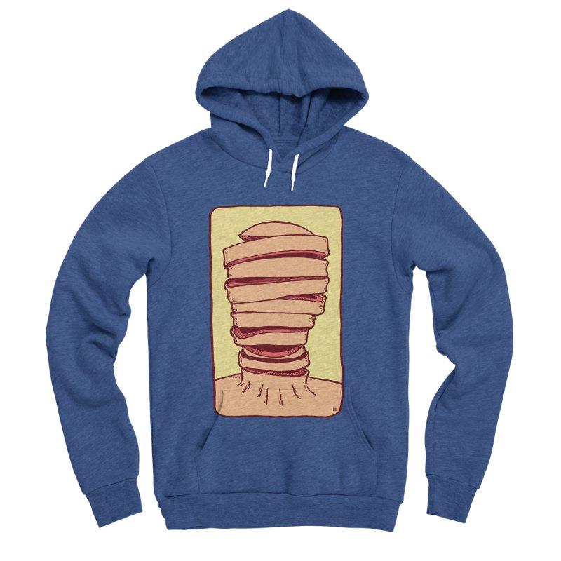 Slice Men's Sponge Fleece Pullover Hoody by leegrace.com