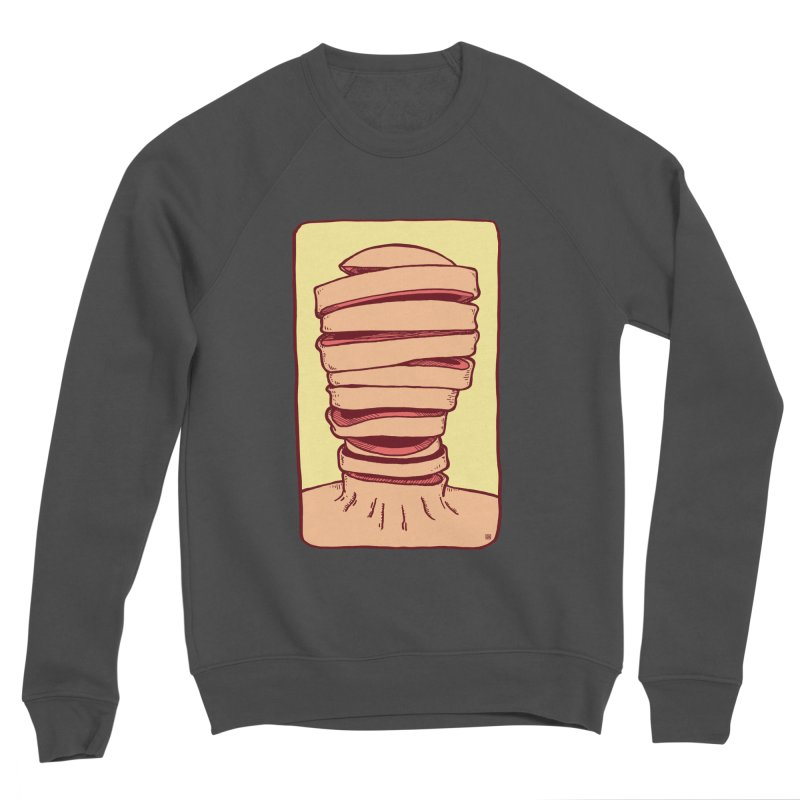 Slice Women's Sponge Fleece Sweatshirt by leegrace.com