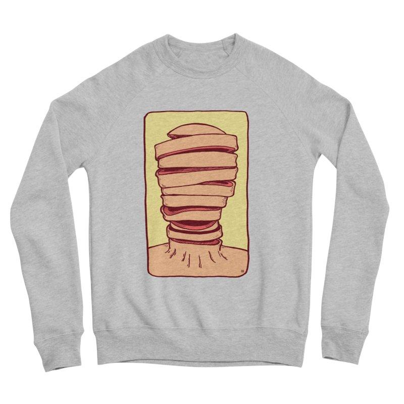 Slice Men's Sponge Fleece Sweatshirt by leegrace.com
