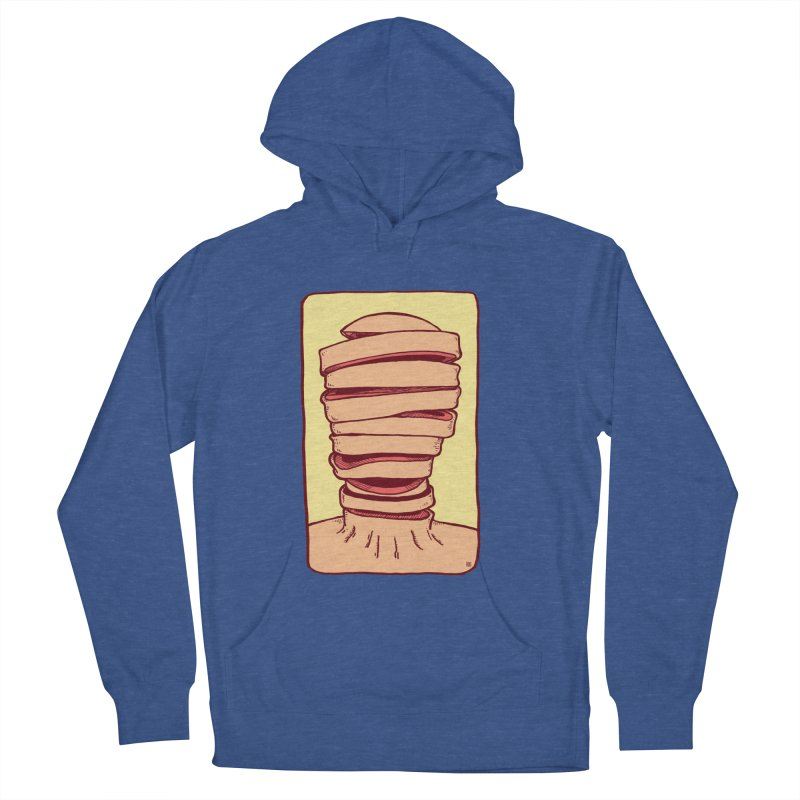 Slice Men's French Terry Pullover Hoody by leegrace.com