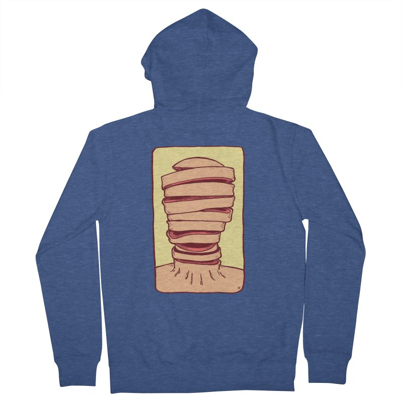 Slice Men's French Terry Zip-Up Hoody by leegrace.com