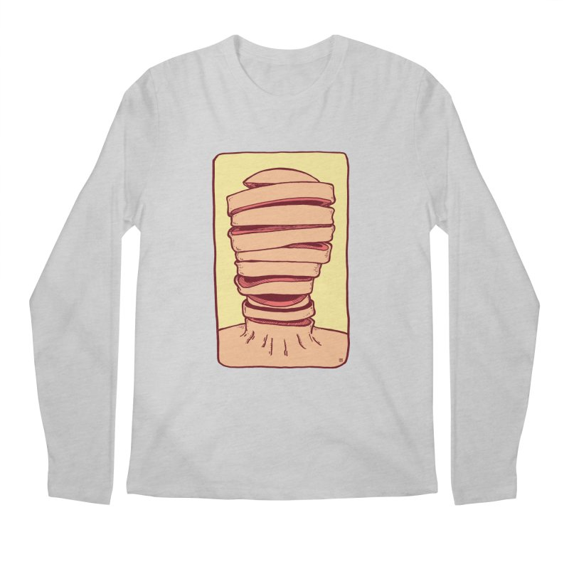Slice Men's Longsleeve T-Shirt by leegrace.com