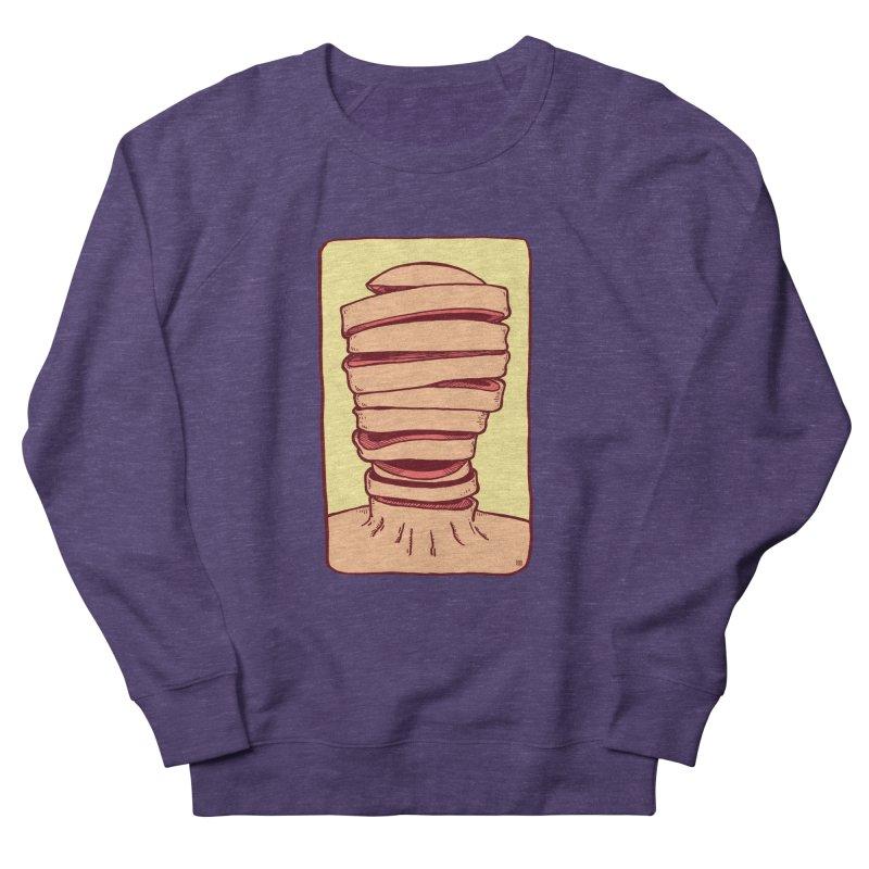 Slice Men's French Terry Sweatshirt by leegrace.com