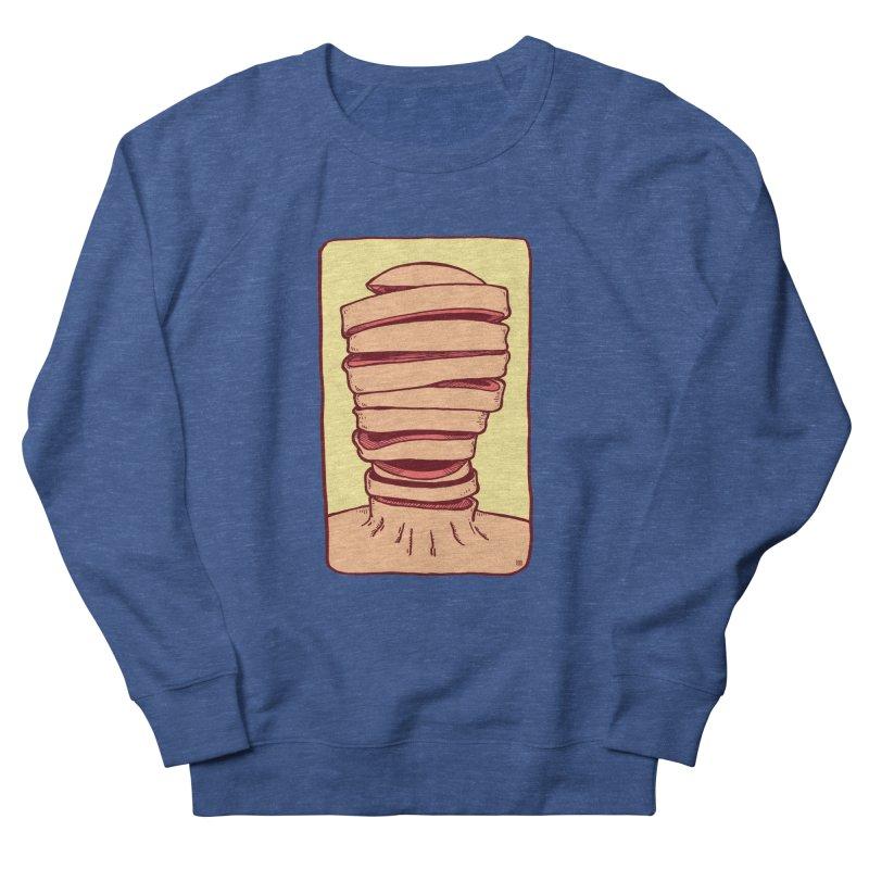 Slice Men's Sweatshirt by leegrace.com