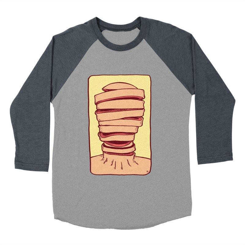 Slice Women's Baseball Triblend Longsleeve T-Shirt by leegrace.com