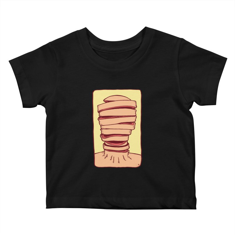 Slice Kids Baby T-Shirt by leegrace.com