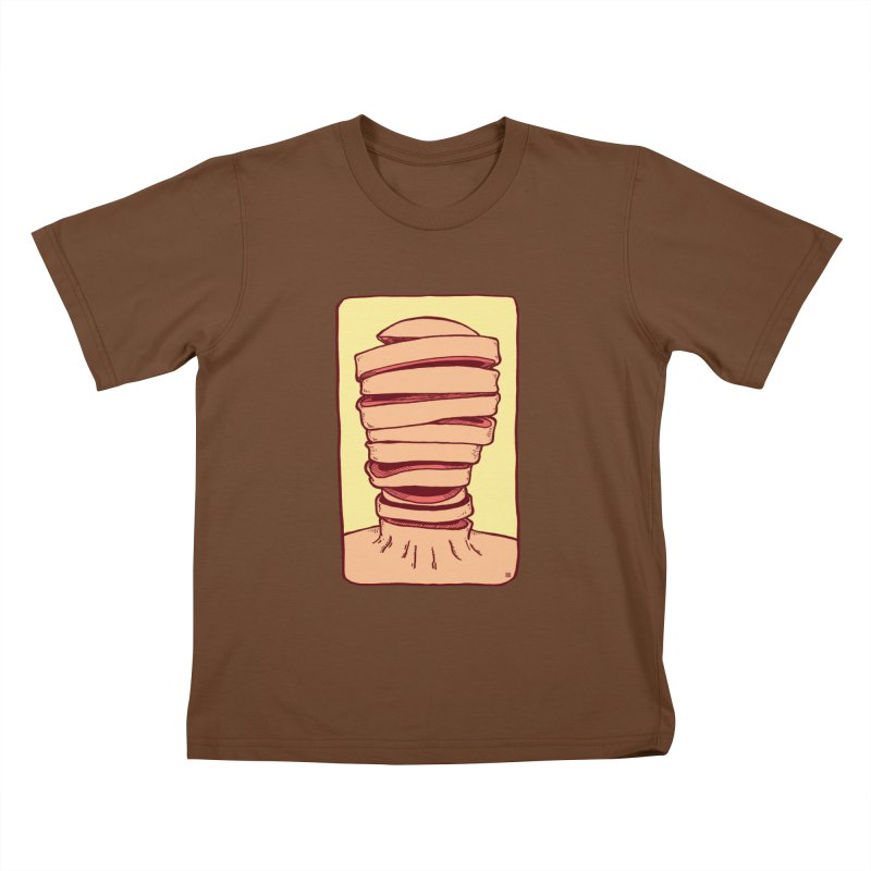Slice Kids T-Shirt by leegrace.com