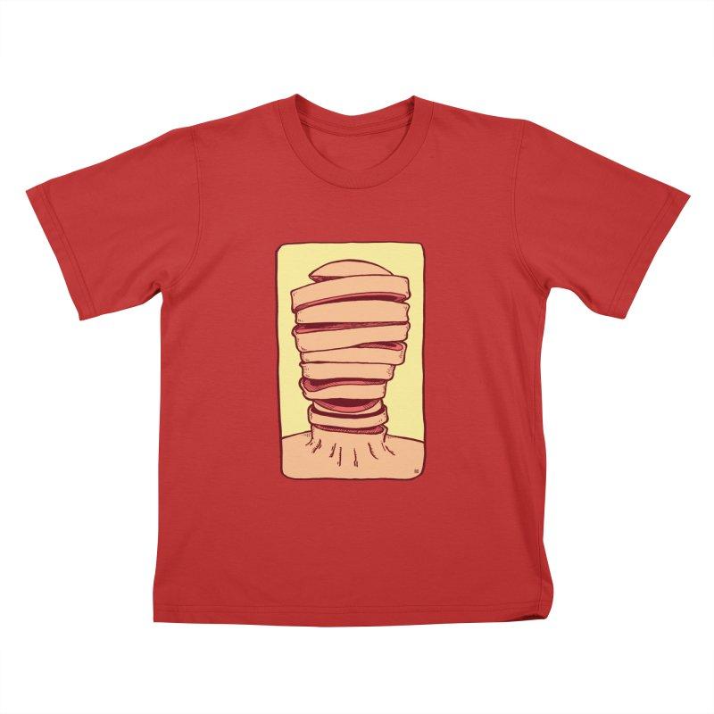 Slice Kids T-Shirt by leegrace.com