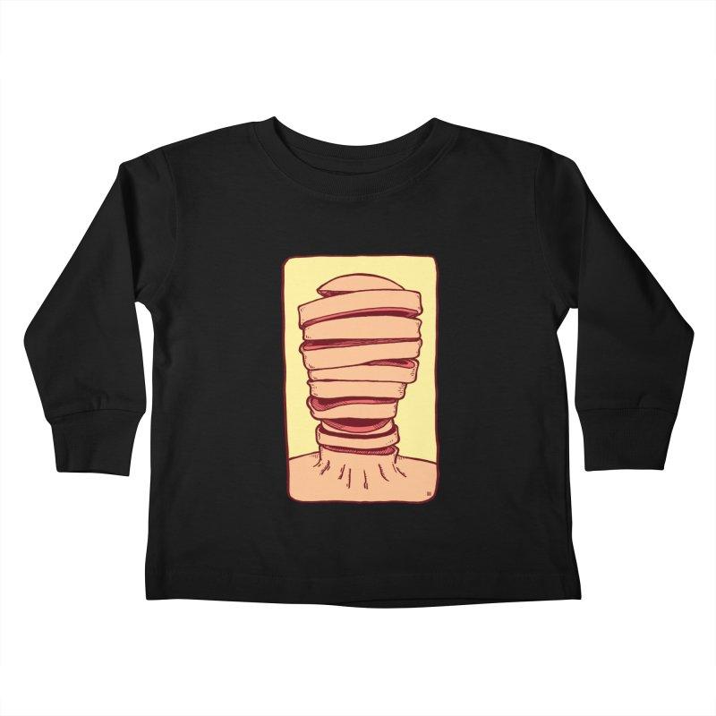 Slice Kids Toddler Longsleeve T-Shirt by leegrace.com