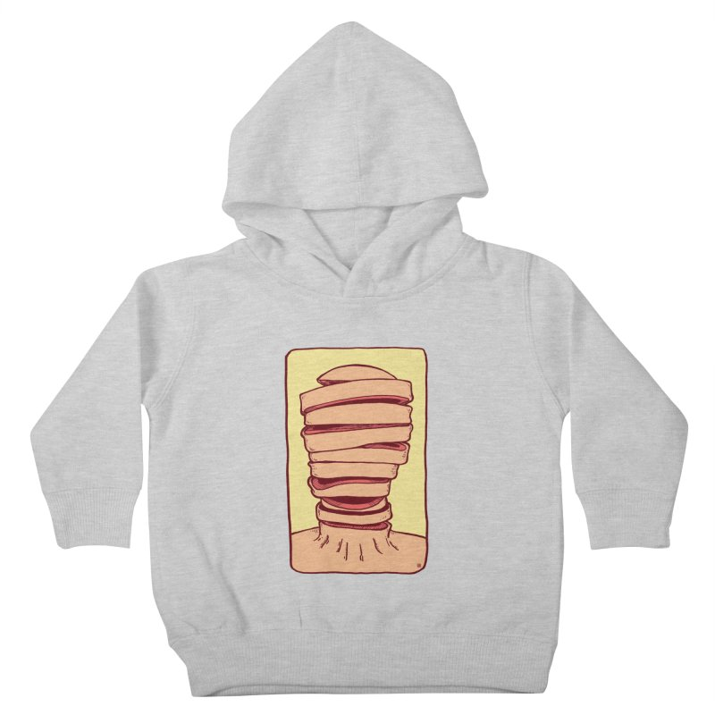 Slice Kids Toddler Pullover Hoody by leegrace.com