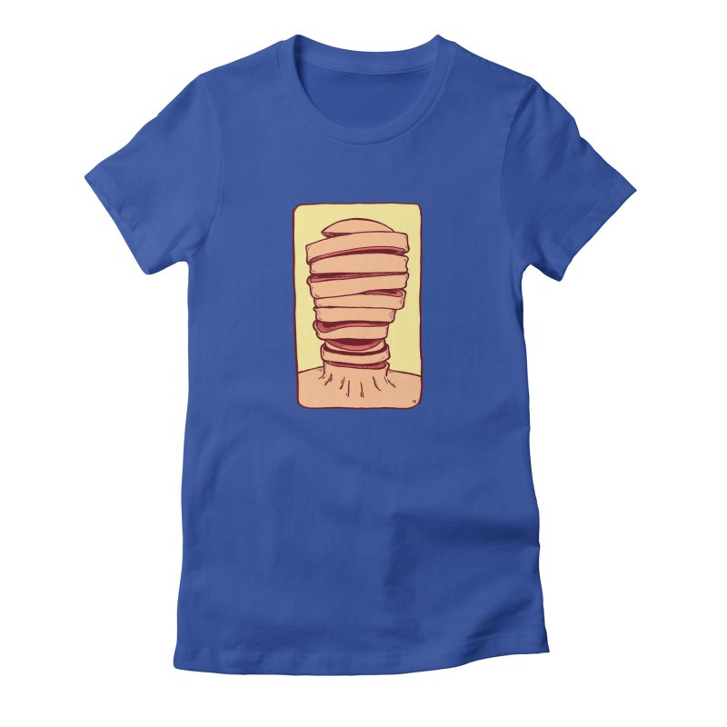Slice Women's Fitted T-Shirt by leegrace.com