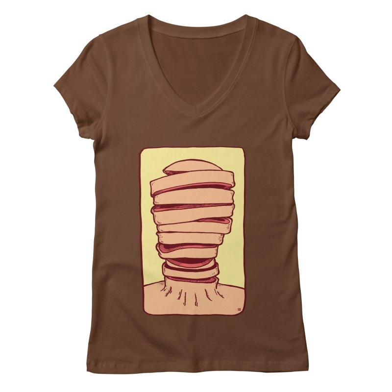 Slice Women's V-Neck by leegrace.com