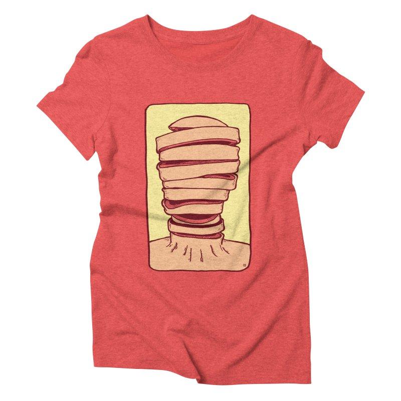 Slice Women's Triblend T-Shirt by leegrace.com