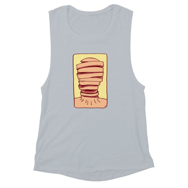 Slice Women's Muscle Tank by leegrace.com