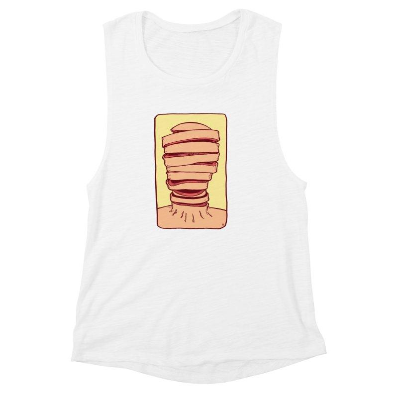 Slice Women's Muscle Tank by leegrace.com