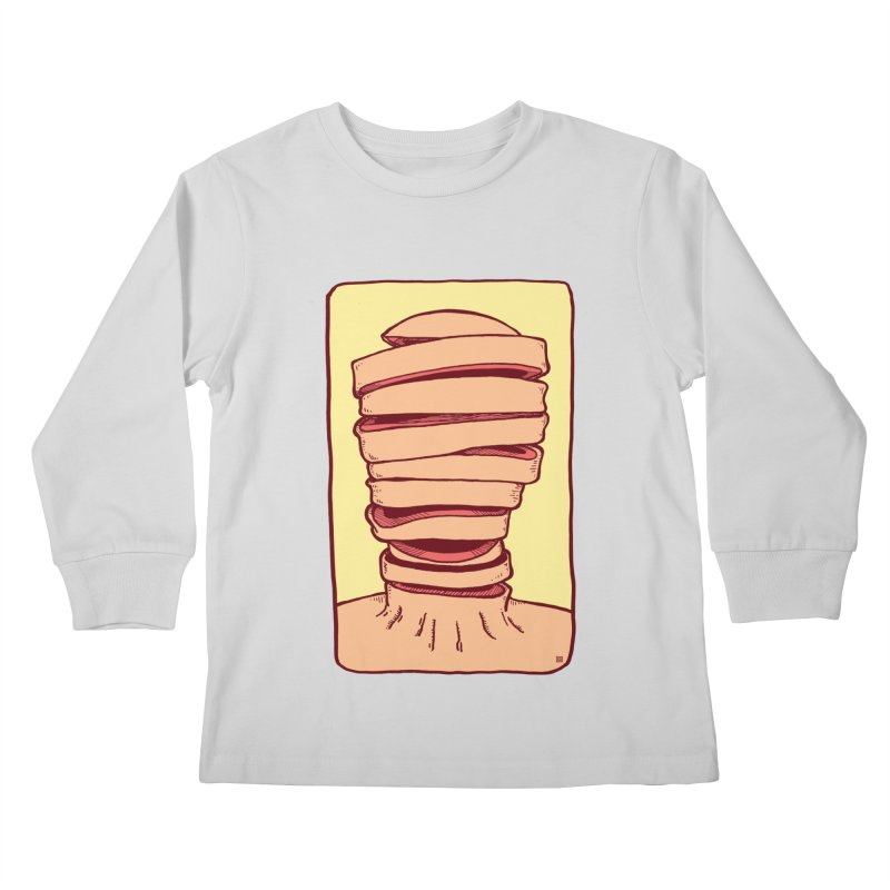 Slice Kids Longsleeve T-Shirt by leegrace.com