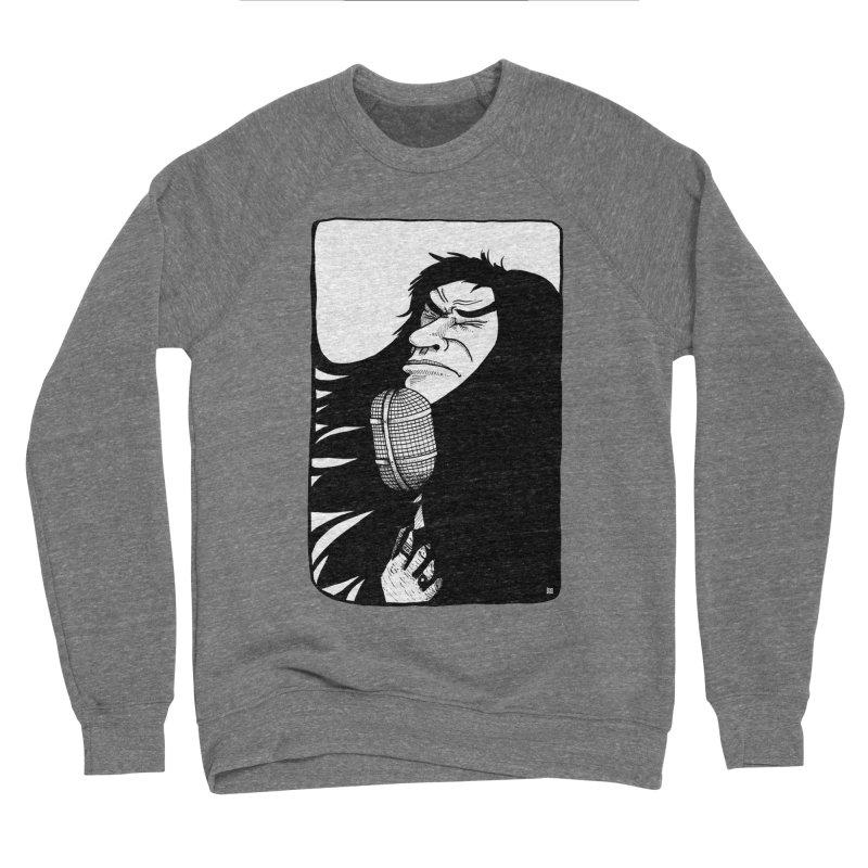 Star Men's Sponge Fleece Sweatshirt by leegrace.com