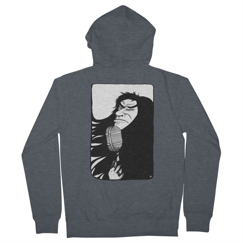 Star Men's French Terry Zip-Up Hoody by leegrace.com