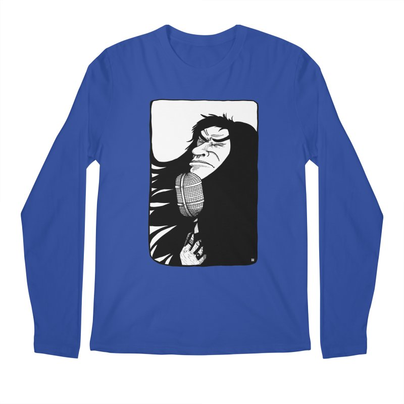 Star Men's Regular Longsleeve T-Shirt by leegrace.com