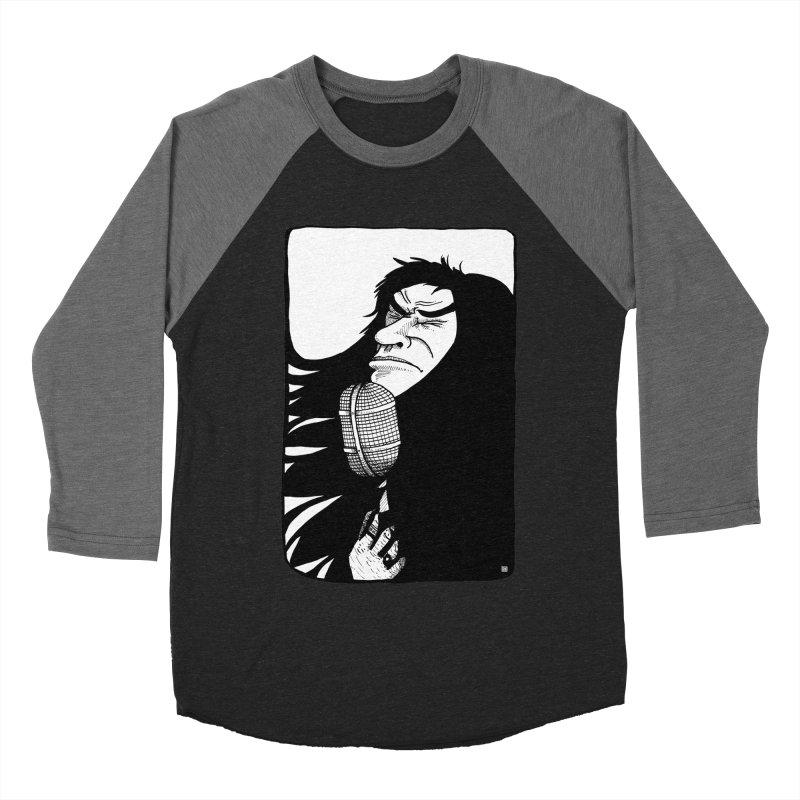 Star Women's Baseball Triblend Longsleeve T-Shirt by leegrace.com